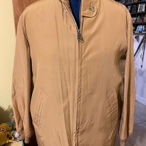 McGregor coat interlined with Curon (OLCC)